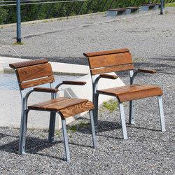 Vivendi Armchair | Sedie da esterno | BURRI