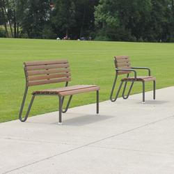 Vivax Bench | Exterior benches | BURRI