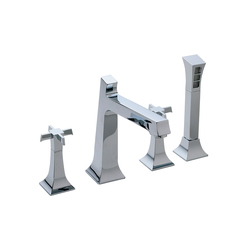Bridge 7871 | Bath taps | Rubinetterie Treemme
