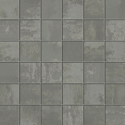 Anarchy anthracite natural 60x60 | Mosaici | Apavisa