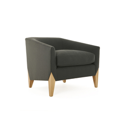Ernest Chair | Poltrone lounge | Dare Studio