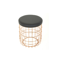 Wire Group Low Stool | Hocker | Dare Studio