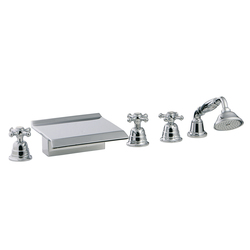 Old Italy 4472 | Bath taps | Rubinetterie Treemme