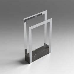Foglio Stone | Handtuchhalter | Sign