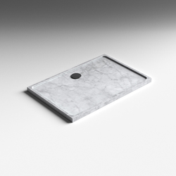 Shower Tray Stone | Shower trays | Berloni Bagno