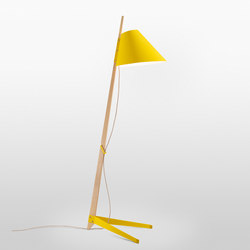 Billy BL Floor Lamp | Iluminación general | Kalmar