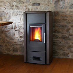 P958 D | Pellet burning stoves | Piazzetta