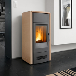 P963 D Thermo | Pellet burning stoves | Piazzetta