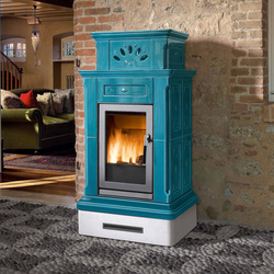 Canazei | Wood burning stoves | Piazzetta