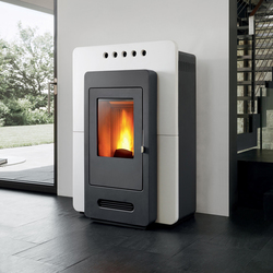 P937 | Pellet burning stoves | Piazzetta