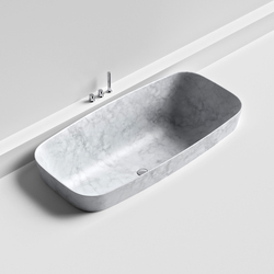 Kalla Incasso Stone | Built-in bathtubs | Sign