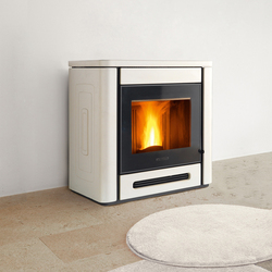 P944 | Pellet burning stoves | Piazzetta