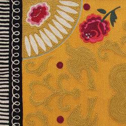Goyescas Rug Yellow 1 | Formatteppiche / Designerteppiche | GAN