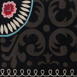 Goyescas Rug Black 2 | Formatteppiche / Designerteppiche | GAN