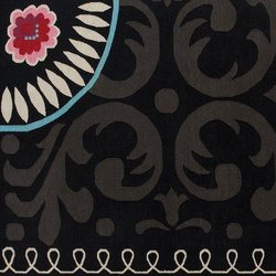 Goyescas Rug Black 2 | Tapis / Tapis design | GAN