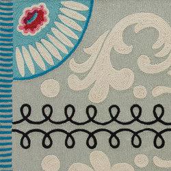 Goyescas Rug Blue 3 | Formatteppiche | GAN