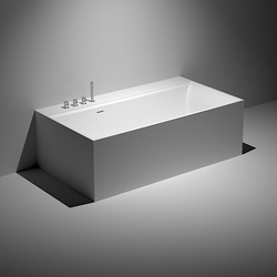 Neutra Parate | Bathtubs rectangular | Sign