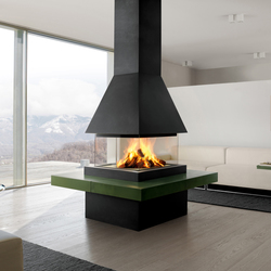 Lund | Wood fireplaces | Piazzetta