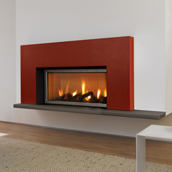 Chester | Wood fireplaces | Piazzetta