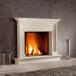 Alghero | Wood fireplaces | Piazzetta
