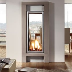 Capri | Wood fireplaces | Piazzetta
