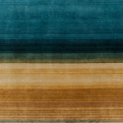 Paysages Rug 1 | Tappeti / Tappeti d'autore | GAN