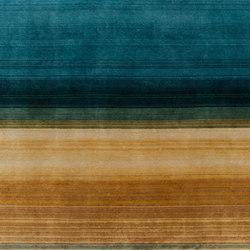 Paysages Rug 1 | Formatteppiche / Designerteppiche | GAN