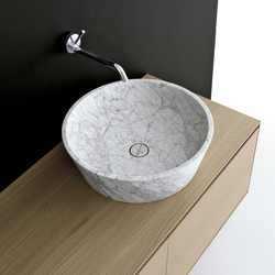 Kono Stone | Wash basins | Sign