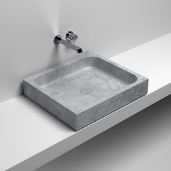 Qubico Senza | Wash basins | Sign