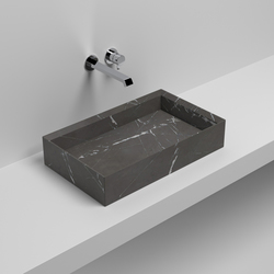 Rettangolo Leaning ASTONE | Wash basins | Sign