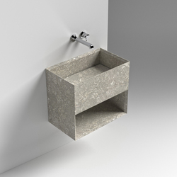Rettangolo Hanging Stone | Vanity units | Sign