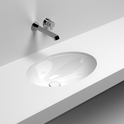 Sotto Ovale | Wash basins | Sign