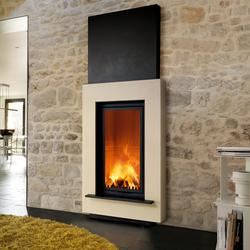 Derby | Closed fireplaces | Piazzetta
