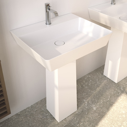 Stilo Ground | Wash basins | Sign