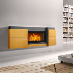 Graz | Wood fireplaces | Piazzetta