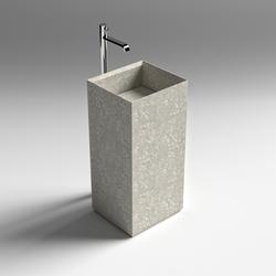 Teso Pietra | Wash basins | Berloni Bagno