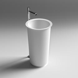 Teya Standing | Wash basins | Berloni Bagno