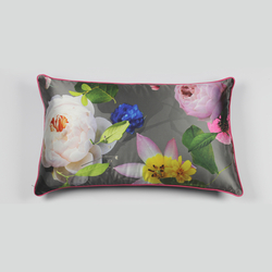 CUSHION COVER ROSE - 1072 | Cushions | Création Baumann