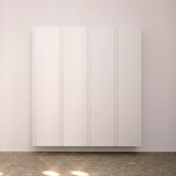 Gestalt Incavo 02 | Wall cabinets | Sign