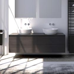 Gestalt Incavo 03 | Waschtischunterschränke | Sign