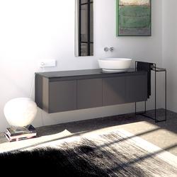 Gestalt Incavo 04 | Meubles sous-lavabo | Sign