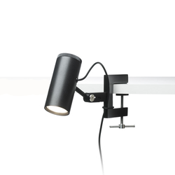 Polo wall with clamp | Clip-on lights / Shelf lights | Marset