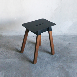 SIM STEEL Stool | Gartenhocker | TAKEHOMEDESIGN