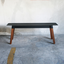 SIM STEEL Bench 120 | Bancs | TAKEHOMEDESIGN