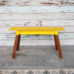 SIM STEEL Bench 90 | Bancs de jardin | TAKEHOMEDESIGN