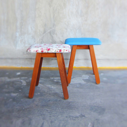 SIM Soft Stool | Stools | TAKEHOMEDESIGN