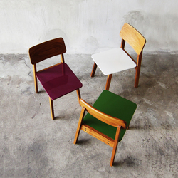 SIM Chair | Sillas | TAKEHOMEDESIGN