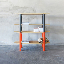 SHIFT Shelf | Sistemi scaffale | TAKEHOMEDESIGN