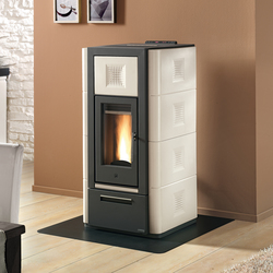 P965 M Thermo | Pellet burning stoves | Piazzetta