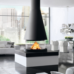 Copenhagen | Wood fireplaces | Piazzetta